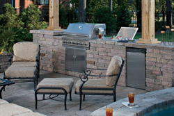 Outdoor Kitchen, BBQs
